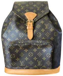 4b60aa43bdb0 Louis Vuitton Backpacks - Up to 70% off at Tradesy