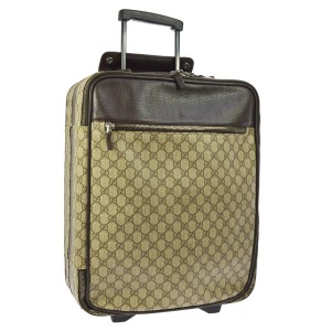 5b2ce802303a Gucci Luggage and Travel Bags - Up to 70% off at Tradesy