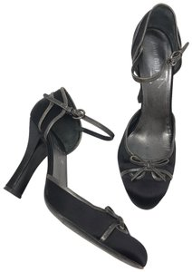 Miu Miu black gray Formal