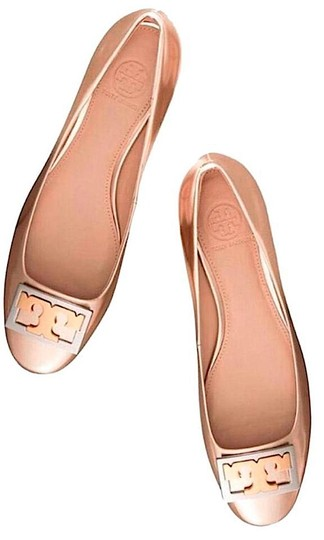 Tory Burch gold with tag Pumps Image 3