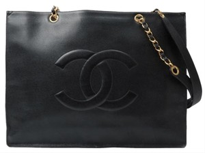 28d4a653ec08 Chanel Black Tote Bags - Up to 70% off at Tradesy (Page 15)