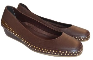 Hollywould Brown Wedges