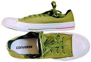Converse Olive Green Athletic