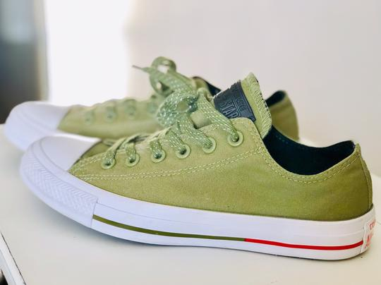 Converse Olive Green Athletic Image 3