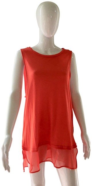 Preload https://img-static.tradesy.com/item/25333325/reebok-red-dance-tunic-activewear-top-size-12-l-32-33-0-1-650-650.jpg