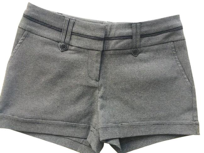 Preload https://img-static.tradesy.com/item/25333739/maurices-black-and-grey-i-am-smart-shorts-size-2-xs-26-0-8-650-650.jpg