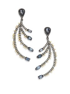 Alexis Bittar Elements Alchemy feathered earr