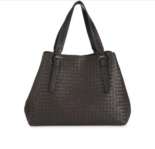 Bottega Veneta Tote in Grey Image 3