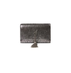 Saint Laurent Black Multi Clutch