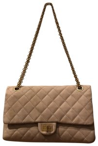 46caedcc08e048 Beige Chanel Shoulder Bags - Over 70% off at Tradesy