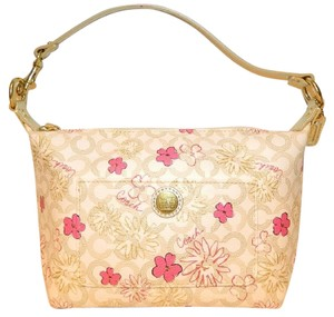 Coach Waverly Gift Idea Floral New Baguette
