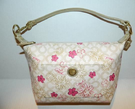 Coach Waverly Gift Idea Floral New Baguette Image 9