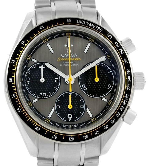 Preload https://img-static.tradesy.com/item/25334972/omega-grey-speedmaster-racing-co-axial-32630405006001-box-card-watch-0-1-540-540.jpg