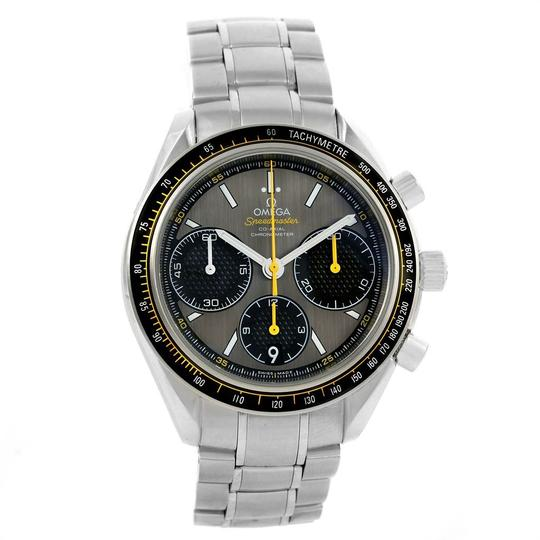 Omega Omega Speedmaster Racing Co-Axial Watch 326.30.40.50.06.001 Box Card Image 1