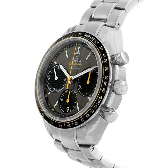 Omega Omega Speedmaster Racing Co-Axial Watch 326.30.40.50.06.001 Box Card Image 3