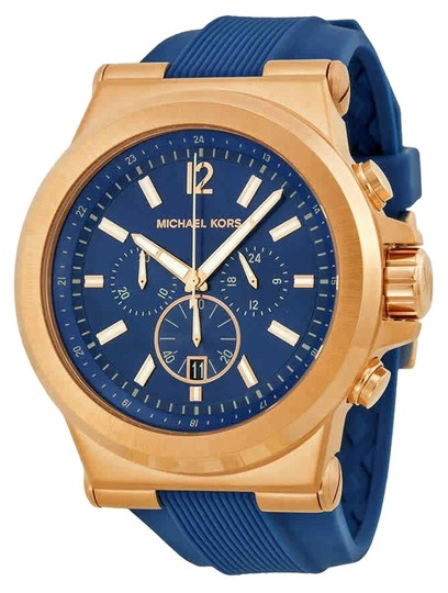 Preload https://img-static.tradesy.com/item/25335002/michael-kors-navy-blue-dylan-arabic-numeral-chronograph-gold-s-steel-quartz-round-men-s-watch-0-1-540-540.jpg