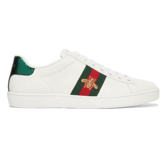 Preload https://img-static.tradesy.com/item/25335067/gucci-white-ace-bee-embroidered-leather-sneakers-size-eu-39-approx-us-9-regular-m-b-0-0-540-540.jpg