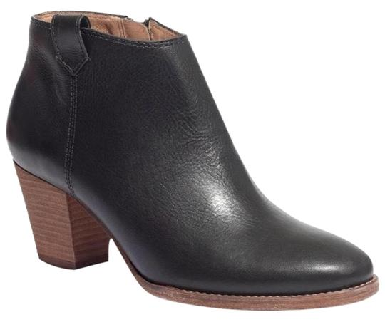 Madewell black Boots Image 0