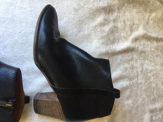 Madewell black Boots Image 8