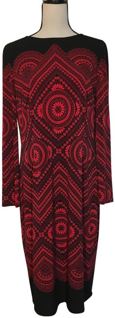Preload https://img-static.tradesy.com/item/25335158/maggy-london-black-and-red-long-sleeve-vine-print-sheath-mid-length-workoffice-dress-size-16-xl-plus-0-3-650-650.jpg