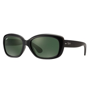 Ray-Ban Ray-Ban Jackie OHH Sunglasses Black/ Green Classic 58mm RB4101