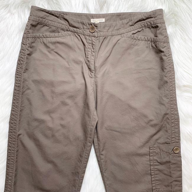 Eileen Fisher Capri/Cropped Pants brown Image 1