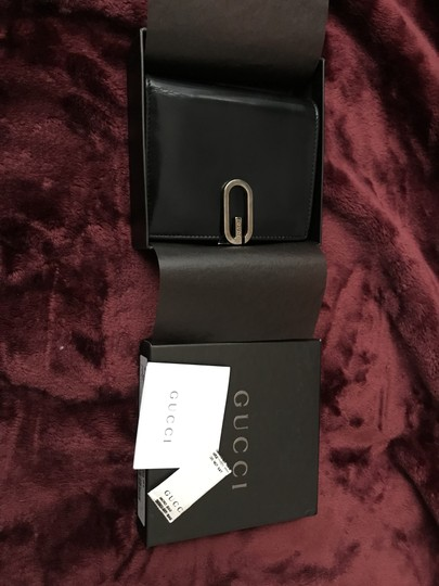 Gucci Patent Leather wallet 1990'S vintage Image 11