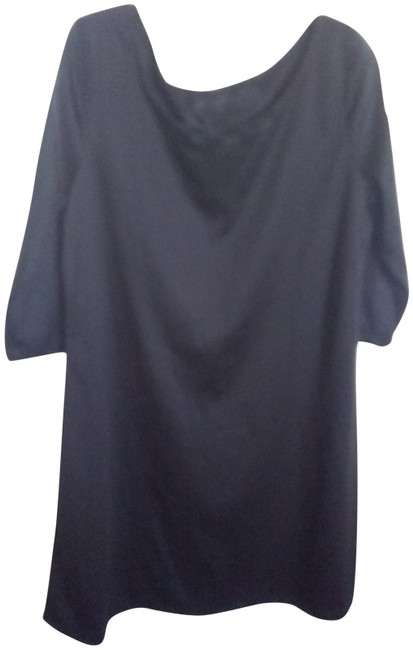 Item - Black Classic Mid-length Work/Office Dress Size 22 (Plus 2x)