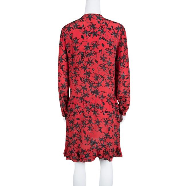 Zadig & Voltaire short dress Red Silk Cotton on Tradesy Image 2