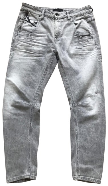 Preload https://img-static.tradesy.com/item/25335806/distressed-high-rise-tapered-skinny-jeans-size-6-s-28-0-1-650-650.jpg