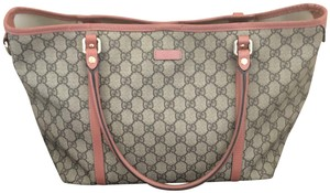 Gucci Tote in Brown,Orange