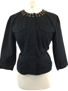 Ruby Rd. Black Blazer