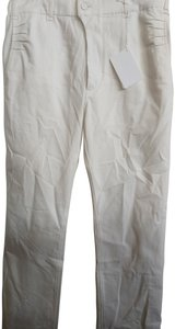 Julien David Trouser Pants Whiy