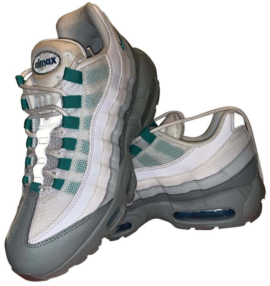 promo code 6691f ad7a3 Nike Light Pumice/ Clear Emerald Air Max '95 Essential Sneakers Size US 9  Regular (M, B) 37% off retail