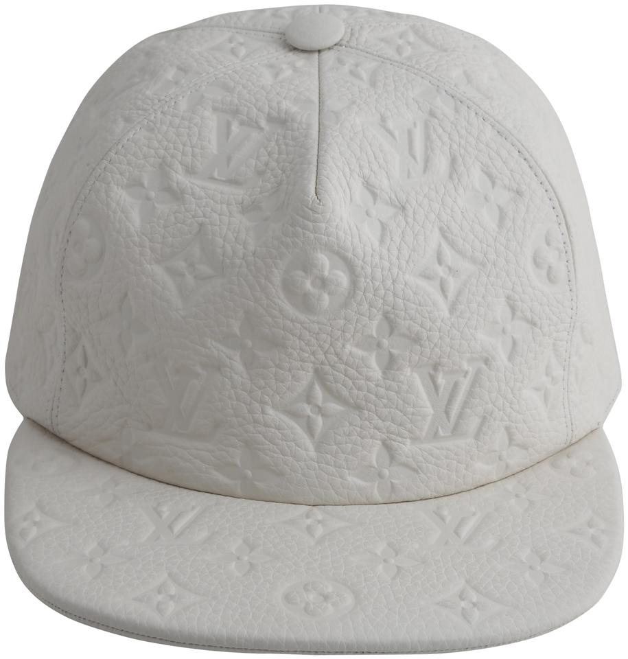 361a7287 Louis Vuitton Louis Vuitton 1.0 Monogram Leather Cap Image 0 ...