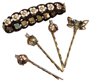 Henri Bendel hair accessories set(5 pieces)