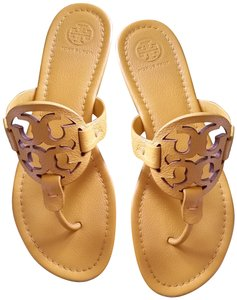 Tory Burch Yellow (dusty cassia) Sandals