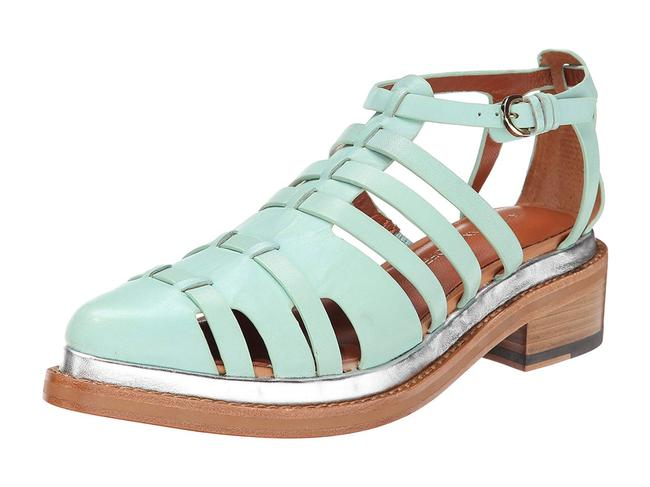 Item - Winter Mint Hayden Pointy Toe Sandals Size US 8 Regular (M, B)