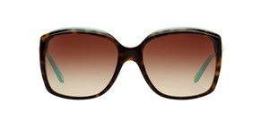 Tiffany & Co. TF 4076 81343 Oversized Style - FREE 3 DAY SHIPPING -Square Sunglasses