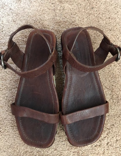 Miu Miu Brown Wedges Image 2