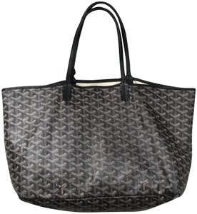 Goyard Purse Tote in Black