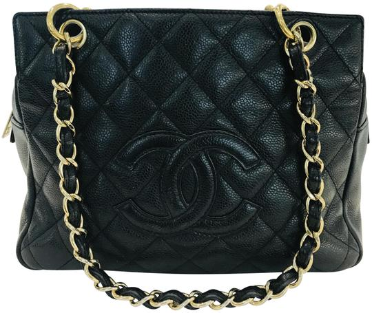 Preload https://img-static.tradesy.com/item/25338990/chanel-timeless-tote-caviar-quilted-petit-ptt-black-leather-tote-0-2-540-540.jpg