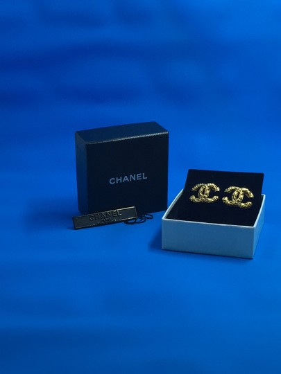 Chanel Chanel Vintage Earrings Image 10