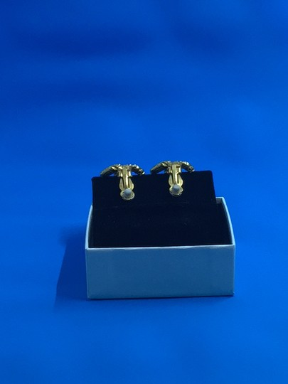 Chanel Chanel Vintage Earrings Image 6