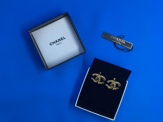 Chanel Chanel Vintage Earrings Image 8