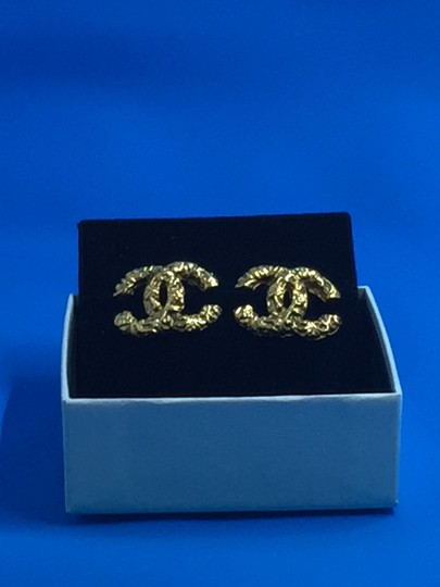 Chanel Chanel Vintage Earrings Image 9