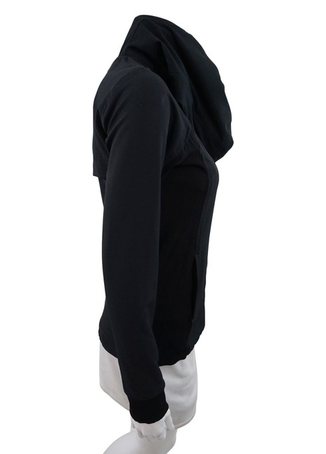 Lululemon Black Zip Up Hoodie Image 2