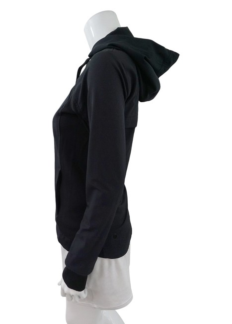 Lululemon Black Zip Up Hoodie Image 3