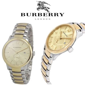 Burberry Men's Swiss Classic Round Watch BU10011