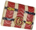 Gucci GG Marmont wallet with special print Image 0
